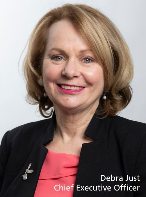 Debra Just - Chief Executive Officer